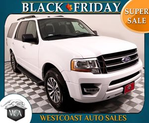 2016 Ford Expedition XLT Carfax 1-Owner - No AccidentsDamage Reported 10-Way Power Adjustable Dr