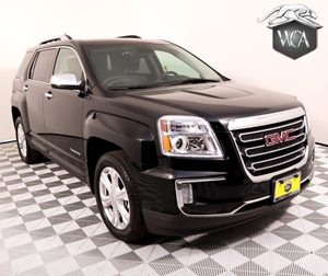 2017 GMC Terrain SLT Carfax 1-Owner - No AccidentsDamage Reported Nightfall Package Audio AmF