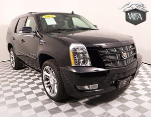 2014 Cadillac Escalade Premium Carfax 1-Owner - No AccidentsDamage Reported Audio Entertainment