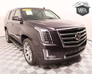 2015 Cadillac Escalade Luxury Carfax 1-Owner - No AccidentsDamage Reported Lpo 22 559 Cm 6