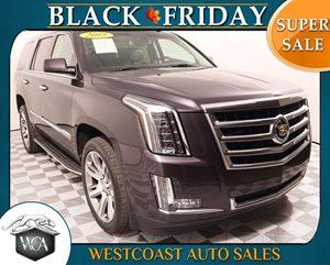 2015 Cadillac Escalade Luxury Carfax 1-Owner - No AccidentsDamage Reported Lpo 22 559 Cm 6
