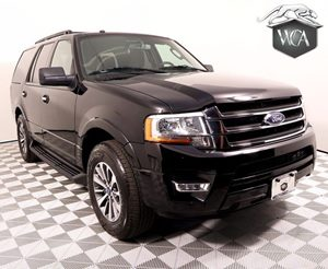 2016 Ford Expedition XLT Carfax 1-Owner - No AccidentsDamage Reported Heavy-Duty Trailer-Tow Pac