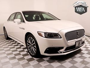 2017 Lincoln Continental Select Carfax 1-Owner - No AccidentsDamage Reported 30 Way Power Multi-