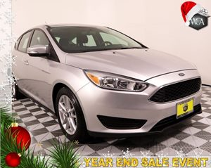 2016 Ford Focus SE Carfax 1-Owner - No AccidentsDamage Reported Air Bag - Frontal Driver Air Ba