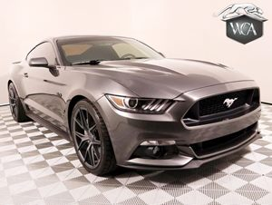 2015 Ford Mustang GT Carfax 1-Owner - No AccidentsDamage Reported Air Bag - Frontal Driver Air