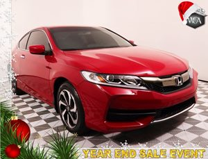 2017 Honda Accord Coupe LX-S Carfax 1-Owner - No AccidentsDamage Reported Air Bag - Frontal Dri