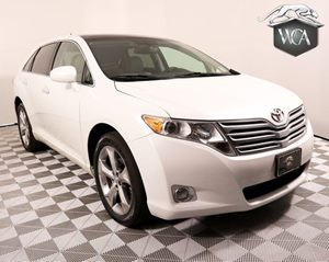 2011 Toyota Venza FWD V6 Carfax 1-Owner - No AccidentsDamage Reported Comfort Pkg Convenience P