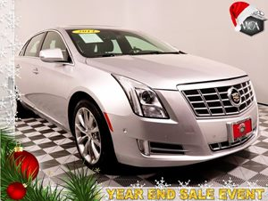 2014 Cadillac XTS Luxury Collection Carfax Report - No AccidentsDamage Reported Sunroof Ultravi