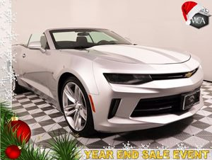 2016 Chevrolet Camaro RS PKG Carfax 1-Owner - No AccidentsDamage Reported Engine 36L V6 Di V