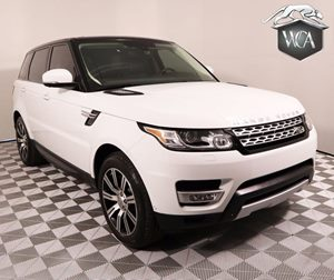 2014 Land Rover Range Rover Sport Supercharged Carfax 1-Owner - No AccidentsDamage Reported 52