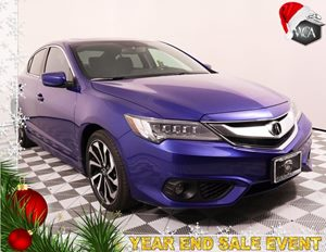 2016 Acura ILX wPremium wA-SPEC Carfax 1-Owner - No AccidentsDamage Reported Protection Packag