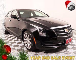 2017 Cadillac ATS Sedan 20T Luxury Carfax 1-Owner - No AccidentsDamage Reported Audio Hd Radio