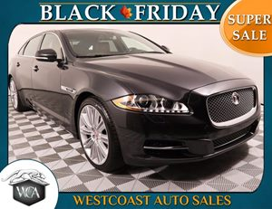 2014 Jaguar XJL Supercharged Carfax 1-Owner - No AccidentsDamage Reported Adaptive Cruise Contro