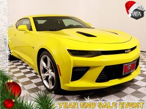 2017 Chevrolet Camaro SS Carfax 1-Owner - No AccidentsDamage Reported Lpo 20 508 Cm 5-Spok