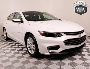 2016 Chevrolet Malibu LT Carfax 1-Owner - No AccidentsDamage Reported Audio Satellite Radio Au