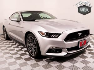 2015 Ford Mustang GT Carfax Report - No AccidentsDamage Reported Gt Performance Package Air Con