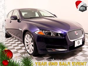 2014 Jaguar XF 30 Carfax 1-Owner - No AccidentsDamage Reported Adaptive Cruise Control Premium