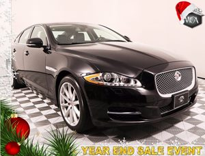 2015 Jaguar XJ  Carfax 1-Owner - No AccidentsDamage Reported Adaptive Cruise Control WAutomatic