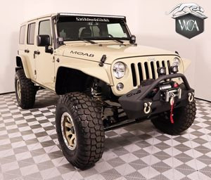 2017 Jeep Wrangler Unlimited Sport Carfax 1-Owner - No AccidentsDamage Reported Led Lighting Gro