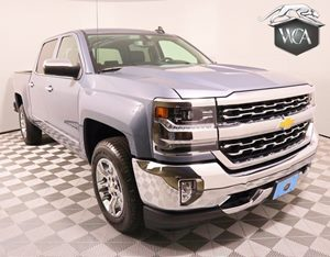 2016 Chevrolet Silverado 1500 LTZ Carfax 1-Owner - No AccidentsDamage Reported Max Trailering Pa
