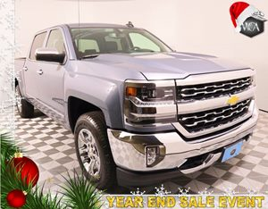 2016 Chevrolet Silverado 1500 LTZ 44 Carfax 1-Owner - No AccidentsDamage Reported Max Trailerin