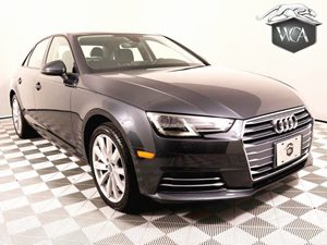 2017 Audi A4 20T ultra Premium Carfax 1-Owner - No AccidentsDamage Reported 18 Wheel Package