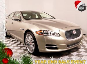 2014 Jaguar XJ Supercharged Carfax 1-Owner - No AccidentsDamage Reported Front Seat Massage Hea