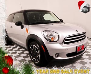2014 MINI Cooper Paceman Cooper Carfax 1-Owner - No AccidentsDamage Reported Automatic Climate C