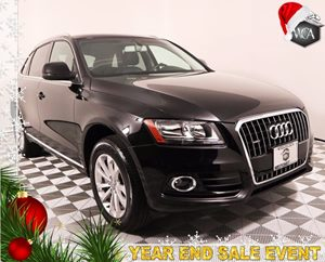 2014 Audi Q5 20T quattro Premium Carfax 1-Owner - No AccidentsDamage Reported 3-Step Heated Fro