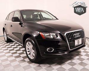 2014 Audi Q5 20T quattro Premium Carfax 1-Owner - No AccidentsDamage Reported 3-Step Heated Fro