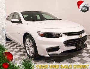 2016 Chevrolet Malibu LT Carfax 1-Owner - No AccidentsDamage Reported Air Bag - Frontal Driver
