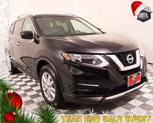 2017 Nissan Rogue S Carfax 1-Owner - No AccidentsDamage Reported 4 Cylinders Audio  Auxiliary