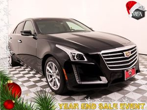 2017 Cadillac CTS Sedan 20T Luxury Carfax 1-Owner - No AccidentsDamage Reported Audio Hd Radio