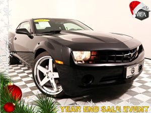 2012 Chevrolet Camaro  Carfax 1-Owner - No AccidentsDamage Reported Air Bag - Frontal Driver Ai