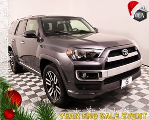 2015 Toyota 4Runner Limited Carfax 1-Owner - No AccidentsDamage Reported Audio Auxiliary Audio
