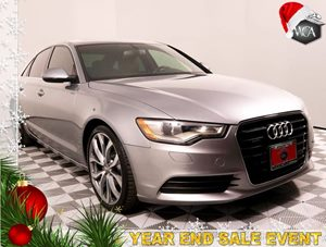 2014 Audi A6 20T quattro Premium Carfax Report - No AccidentsDamage Reported 20 Sport Package