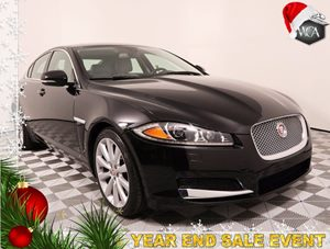 2014 Jaguar XF 30 Carfax 1-Owner - No AccidentsDamage Reported Adaptive Cruise Control Audio