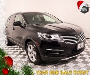 2017 Lincoln MKC Premiere Carfax 1-Owner - No AccidentsDamage Reported Configurable Daytime Runn
