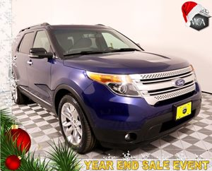 2012 Ford Explorer XLT Carfax Report - No AccidentsDamage Reported 20 Polished Aluminum Wheels