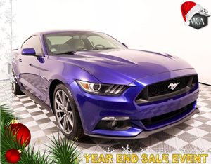 2015 Ford Mustang GT Carfax Report - No AccidentsDamage Reported Gt Performance Package Air Bag
