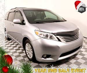 2011 Toyota Sienna XLE 8-Passenger Carfax Report - No AccidentsDamage Reported Xle Navigation Pk