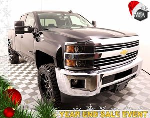 2015 Chevrolet Silverado 2500HD LT Carfax 1-Owner - No AccidentsDamage Reported Air Bag - Fronta