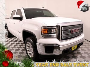 2014 GMC Sierra 1500 SLE Carfax 1-Owner - No AccidentsDamage Reported Engine 53L Ecotec3 V8 Wi
