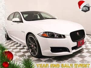 2015 Jaguar XF XFR Carfax 1-Owner - No AccidentsDamage Reported Cold Weather Package Figured Eb