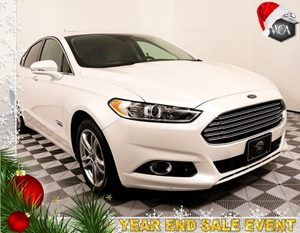 2016 Ford Fusion Energi Titanium Carfax 1-Owner - No AccidentsDamage Reported Active Park Assist