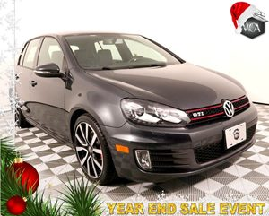 2013 Volkswagen GTI Base PZEV Carfax Report - No AccidentsDamage Reported Air Bag - Frontal Dri