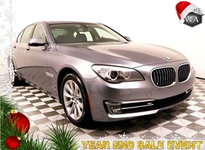 2013 BMW 7 Series 740i Carfax 1-Owner - No AccidentsDamage Reported Active Front Seats Bmw Apps