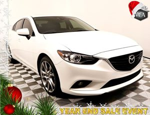 2015 Mazda Mazda6 i Grand Touring Carfax 1-Owner - No AccidentsDamage Reported Gt Technology Pac
