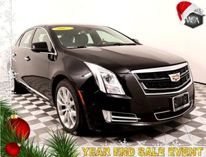 2017 Cadillac XTS Luxury Carfax 1-Owner - No AccidentsDamage Reported Driver Awareness Package