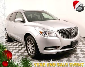 2017 Buick Enclave Leather Carfax 1-Owner - No AccidentsDamage Reported Moonroof Power Quicks